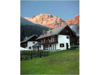 Casa a Macugnaga Staffa con vista sul Monte Rosa