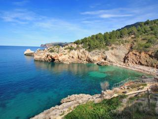 WATERFRONT VILLA IN CALA DEIA