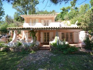 Villa indipendente 8 posti letto con giardino, Villasimius