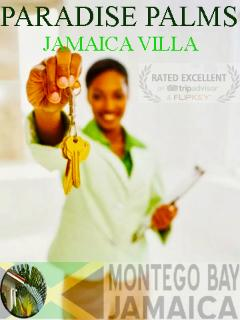 Paradise Palms Jamaica Villa Montego Bay book now and save we offers best customer care
