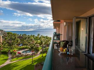 Maui Westside Properties: Konea 643 - Two Bedroom Ocean View Interior Courtyard!, Ka'anapali