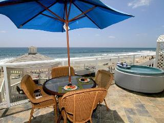 2br, 2ba Beach Front Vacation Rental in Carlsbad, CA