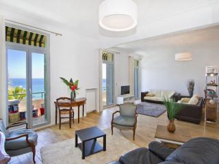 Luxury 2 bedroom Seafront Promenade Nice - FRANCE, Niza