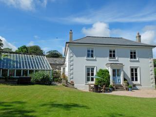 Old Coleridge Farmhouse set in the heart of one thousand acres of glorious Devon farmand