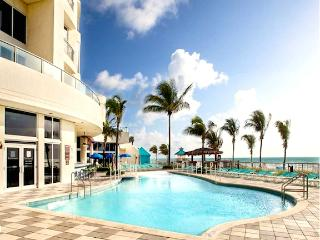 2BR Direct Ocean front Beach Resort By The Hilton