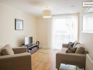 Modern one bed apartment in West London, Gooch House, Hammersmith