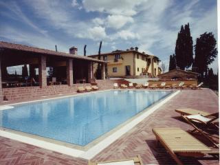 Villa il Guercino, Montaione