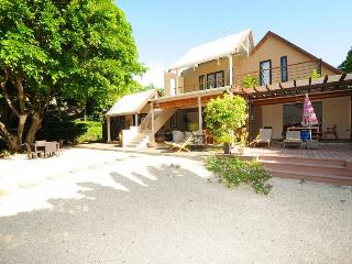 Villa Chez Nous with secured pool, free wifi on a private family property
