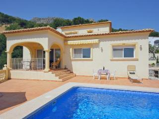 VILLA SABITA: stunning sea views, total relaxation, Calpe
