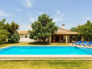 Pollensa holiday villa with private pool, 339