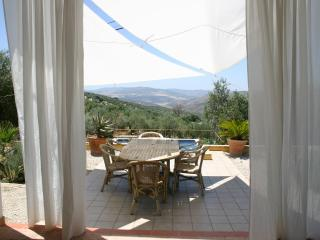 Villa San Cristobel - sleeps 10, charming finca, Province of Granada