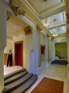 Ericsson building - lobby