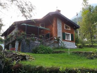 romantico chalet immerso nel verde del Monte Rosa, Macugnaga