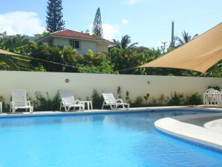 Beach two bedroom apartment with a/c, Puerto Plata
