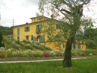 Luxury villa il campano near the Pinocchio's park