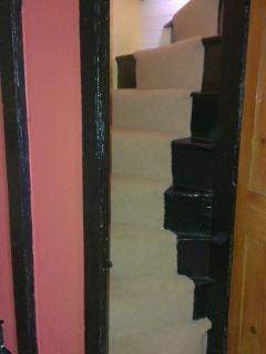 Staircase  up to Bedroom 3