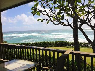 Wailua Bay 1 Bedroom Ocean Front 114, Kapaa