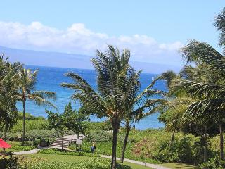 Ocean View at the Best Luxury Resort on Ka'anapali Beach! 5 Star Hotel Amenities - Pacific Blue at 346 Konea