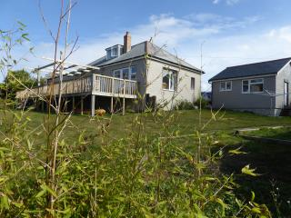 Greenacres. Mawgan Porth Sea View family Property.