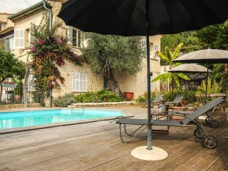 Charming villa apartment with pool, quiet - 3, Vence
