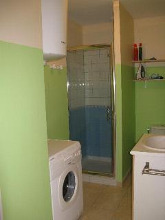 Gîte des Tournesols - la salle de bains