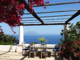 Villa panoramica Filicudi, Islas Eolias