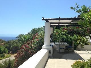Filicudi panoramic villa