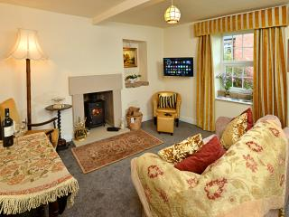 The Lounge - Smart TV and Log Burner