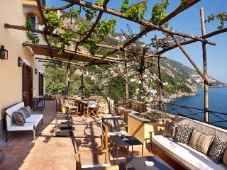 Positano large house