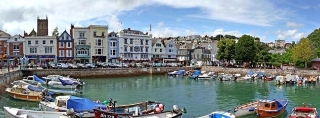 Dartmouth is twenty minutes drive away - a historic maritime town with many good shops and eateries
