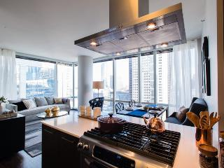 New Corner 2br Modern Condo W City/lake Views!!, Chicago