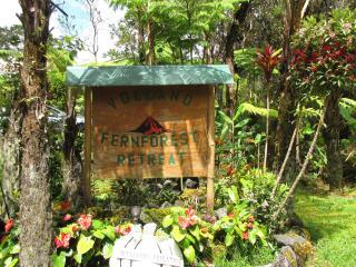 Fern Deluxe Suite, Volcano