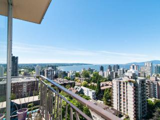 Ocean View Downtown Westend 1 Bedroom Apartment, Vancouver