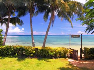 Coconut Grove Beachfront Cottages, Taveuni