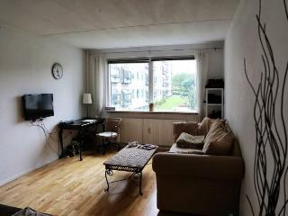 Nice one-room Copenhagen apartment near Rypartken st, Copenhague
