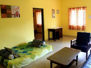Siolim Holiday Apartments - 1BHK for 5 guests