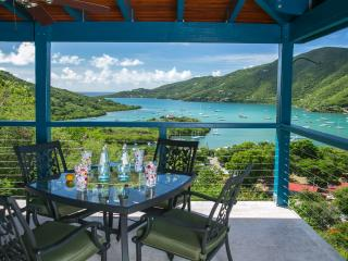 Anchorage Aweigh, Awesome Caribbean Escape, Coral Bay