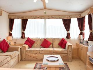 Bambi, Deer Theme Luxury Static Caravan, Sleeps 6, Polperro