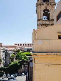 Vista appartamento con terrazza