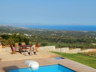 Michail Villa I, unique sea views, great location!