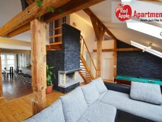 Charming apartment - 4 bedrooms & 2 bathrooms - Terrace - 6490