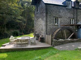 Trevillett Mill, Tintagel