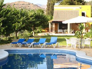 Rural House with Pool, at 1´5 km of the beach, Almunecar