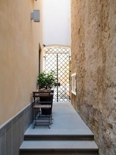 Corridoio esterno