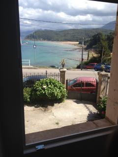 vistas desde la casa
