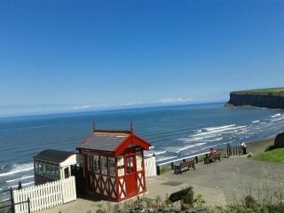 Victorian Garden Flat, Saltburn-by-the-Sea
