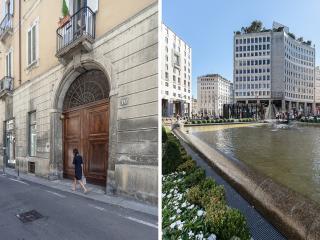 San Babila lusso Milano Centro