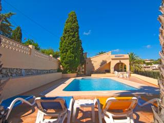 Villa Rodrigo - Just 600 m to the sandbeach and facilities., Benissa