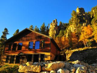 Skye Lodge in the heart of Spearfish Canyon, Black Hills, S.D.