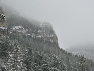 Skye Lodge in Spearfish Canyon, Black Hills, S.D.